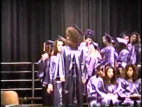 Lodi NJ High School Graduation 1991 by Mr Lou Jasmine for Joe Dell Part 4