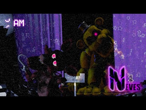 Five Nights at Freddy's Remix - Not Alone - Nitroglitch