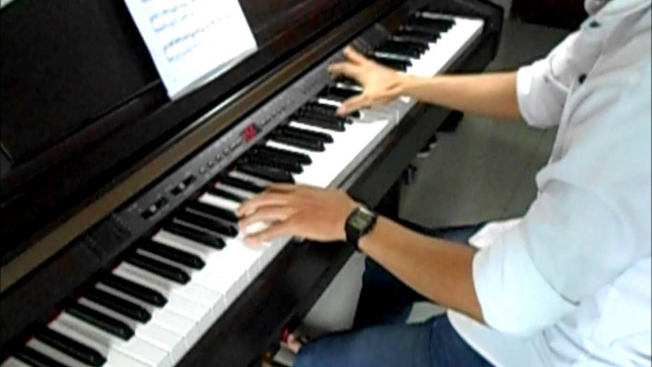 anh c i i hari won piano cover and sheet music by stephen pham youtube. Black Bedroom Furniture Sets. Home Design Ideas