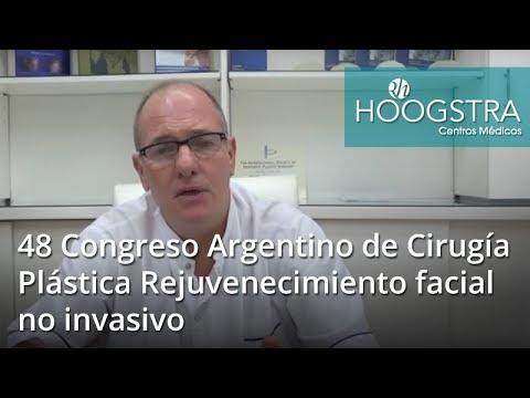 48 Congreso Argentino de Cirugía Plástica Rejuvenecimiento facial no invasivo (18154)