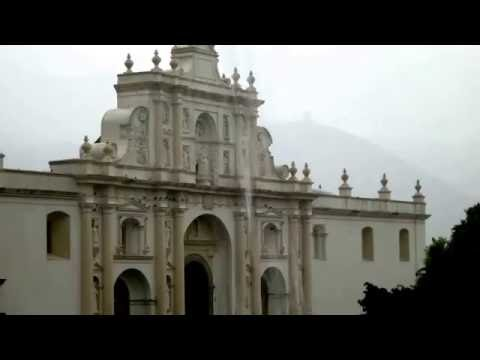 When it rains, it pours in Antigua Guatemala