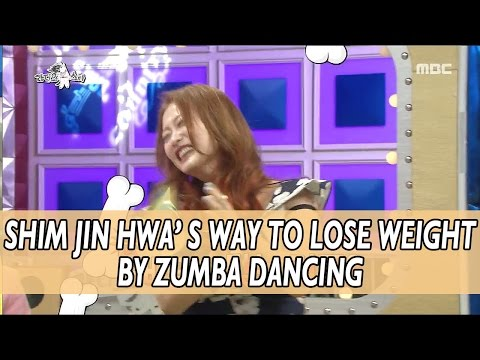 [RADIO STAR] 라디오스타 – The Way To Lose Weight With Zumba Dance 20170412