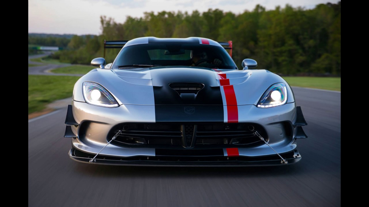 New 2018 Dodge Viper Acr