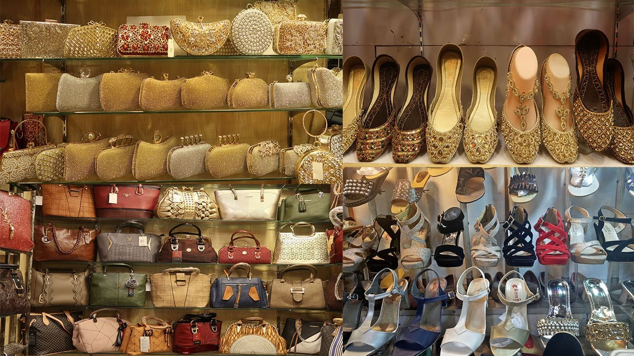 Whole Shoes And Bags Collection In Stan Ayesha N