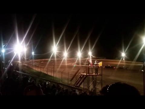 Pure Stock Heat 2 Chandler Motor Speedway