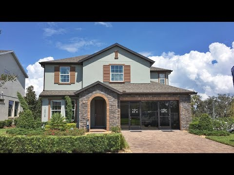 Winter Garden FL. New Construction | Waterside The Cove