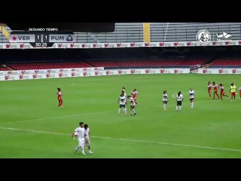 EN VIVO: Veracruz - Pumas (Liga Femenil Mx)