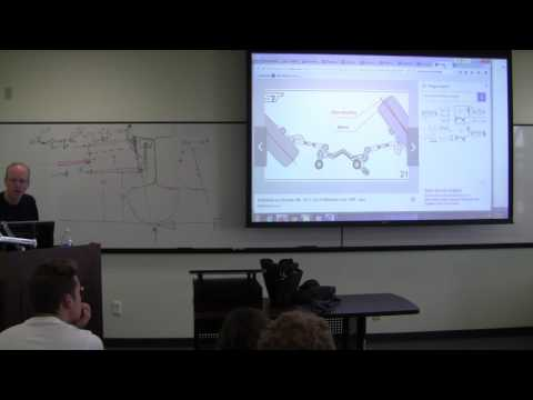 Vehicle Dynamics #3b: double A-arm design, Ackerman steering, bump steer