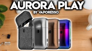 AURORA PLAY - Great Starter Pod Kit From Vaporesso