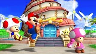 Dance Dance Revolution Mario Mix (Gamecube) Playthrough - NintendoComplete