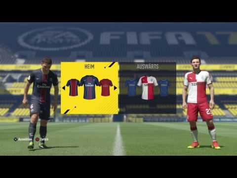 FIFA 17 Karriere/ Marco Verratti #19