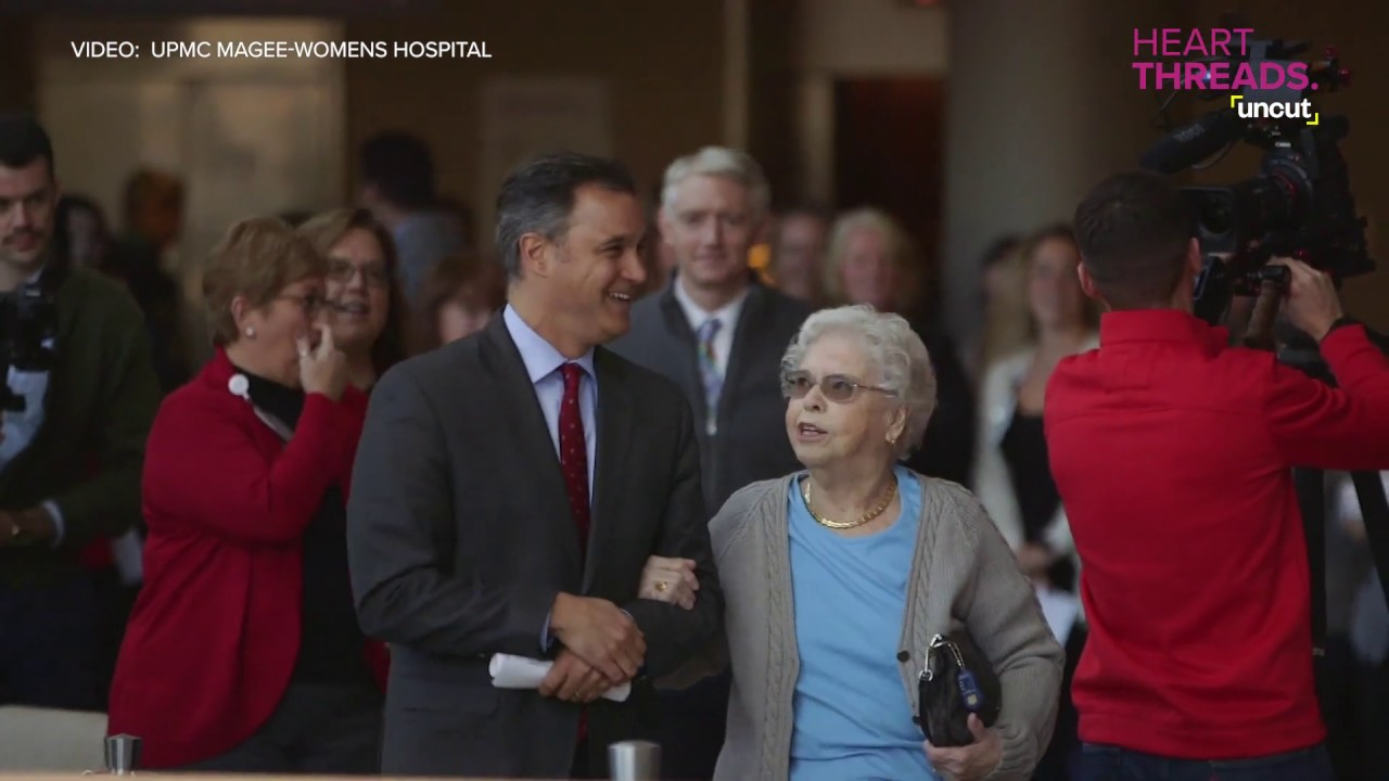 Hospital Staff Serenade Joanne Rogers Wife Of Fred Rogers Youtube