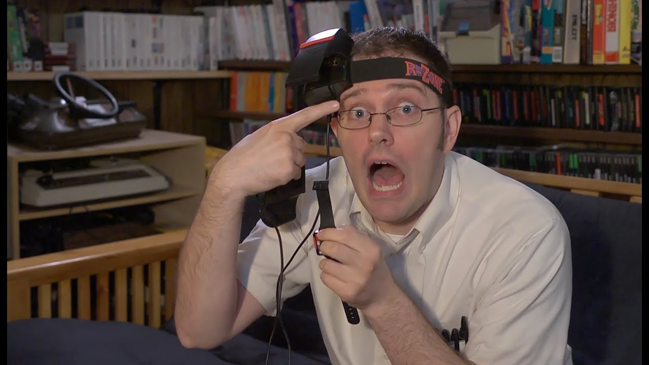 Angry Video Game Nerd: Super Pitfall (censored) - YouTube
