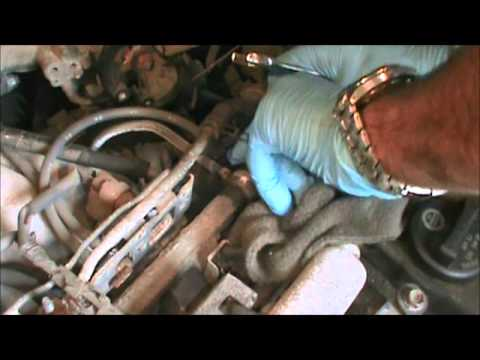 Gmc Jimmy Starter Solenoid Wiring 2000 Toyota Avalon Knock Sensor Wire Replace Youtube