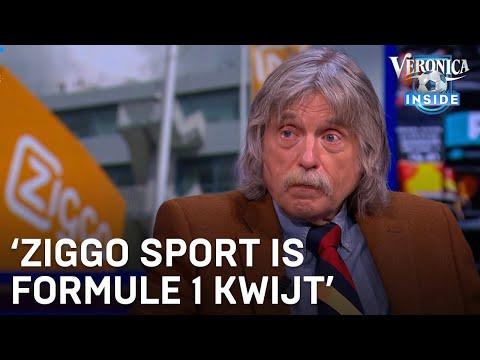 'Ziggo Sport is uitzendrechten Formule 1 kwijt'   VERONICA INSIDE