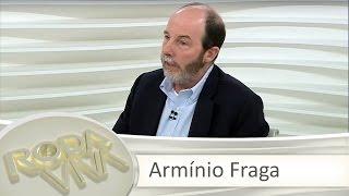 Roda Viva | Armínio Fraga | 02/05/2016