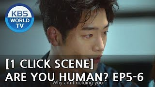Seo Kang-Jun to the Rescue! [1Click Scene /Are You Human? Ep.5-6]