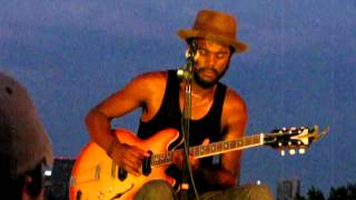 Gary Clark Jr. - Things Are Changing (Live) @ Barefoot At The Belmont