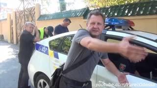 Наглые водители VS Полиция