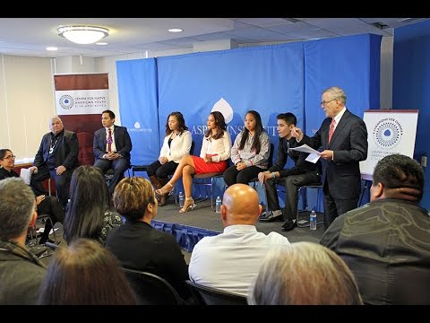 The Aspen Institute Center for Native American Youth Presents 2015 Champions for Change