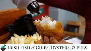 Galway Travel Food Guide In One Day | Latin Quarter and High Street Irish Food