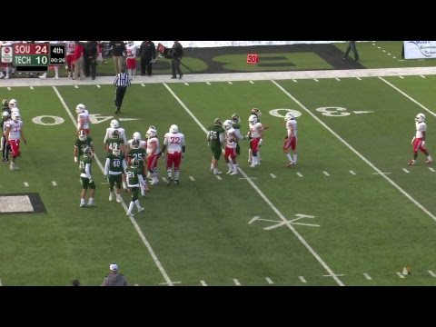 #22 Montana Tech Oredigger Football Hosts Southern Oregon University