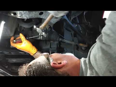 How To Replace Inner And Outer Tie Rod Ends On A Chrysler 300