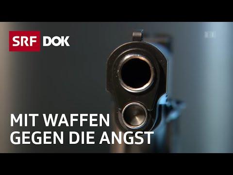 Schütze Sich, Wer Kann | Waffenbesitz In Der Schweiz | Doku | SRF DOK