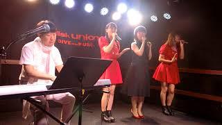 2018年7月7日 『恋と星と音楽と。』dues新宿で開催された七夕公演より ...