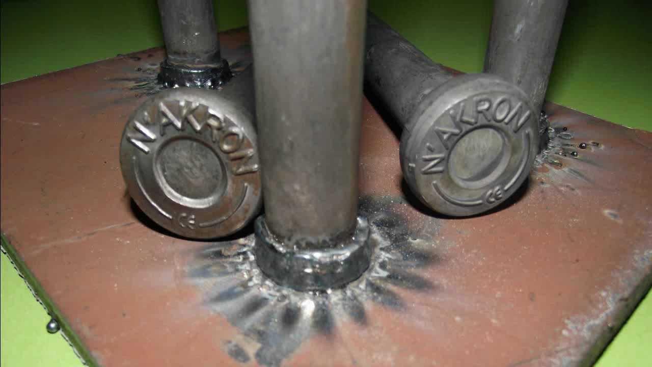 www.enakron.com, perno conector, shear connector, welding stud.wmv ...