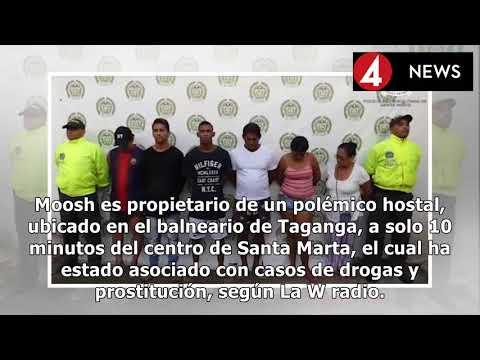 COLOMBIA EXPRESS |Autoridades adelantan expulsión de Israel capturado en Santa Marta