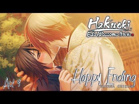Hakuoki: Edo Blossoms  Kazama Chikage   ACT 9  Walkthrough Gameplay  STEAM