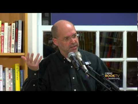 """Book TV: William Arkin, """"""""American Coup: How a Terrified Government Is Destroying the Constitution"""""""
