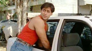 Salman Khan & Shakti Kapoor as robber - Judwaa - Comedy Scene - Hindi Movie