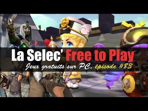 La Selec' Free to Play | Top 5 jeux gratuits sur PC (épisode #83) thumbnail