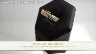 ANILLO DE BODA 5240329