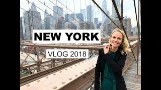NEW YORK 2018   Follow me around