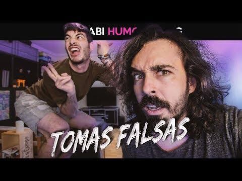 Reaccionando a Tomas Falsas