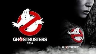 GHOSTBUSTERS 2016 MOVIE REVIEW - COMMENTARY COMEDY VIDEO: AWFUL & HORRIBLE!