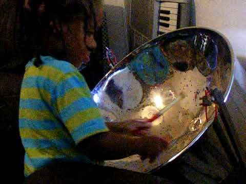 Ninja Man - Happy Birthday Steel Pan