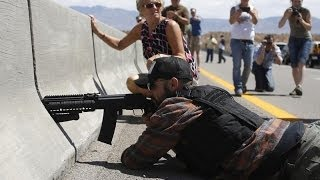 Cops Investigating Death Threats By Bundy Ranch Militia