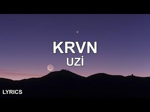 Uzi - Krvn (Sözleri/Lyrics) Kardeşim Helikopter