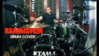 Rammstein - Du Hast - Drum Cover - Manny Pedregon