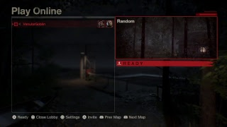 Friday the13th  gameplay