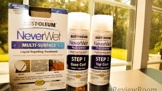 NeverWet - TESTED & Reviewed