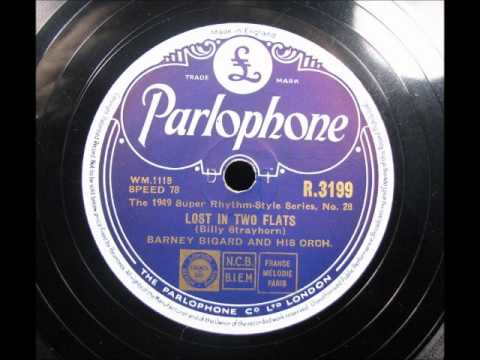 LOST IN TWO FLATS by Barney Bigard and his Orchestra