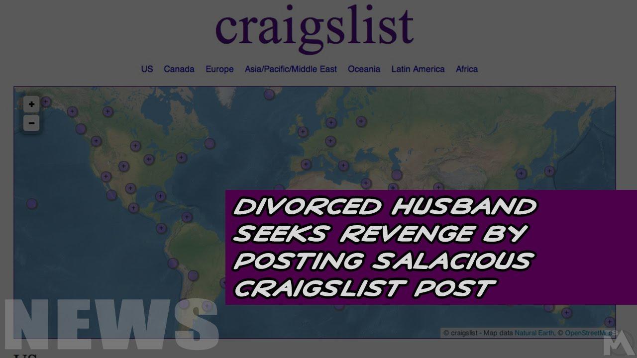 Post revenge Ex wife