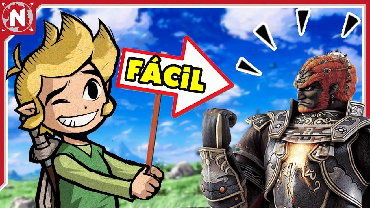 El PEOR JEFE de CADA JUEGO de Zelda