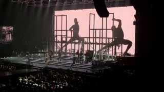 Kylie Minogue #Bratislava #KissMeOnce #tour #live #2014