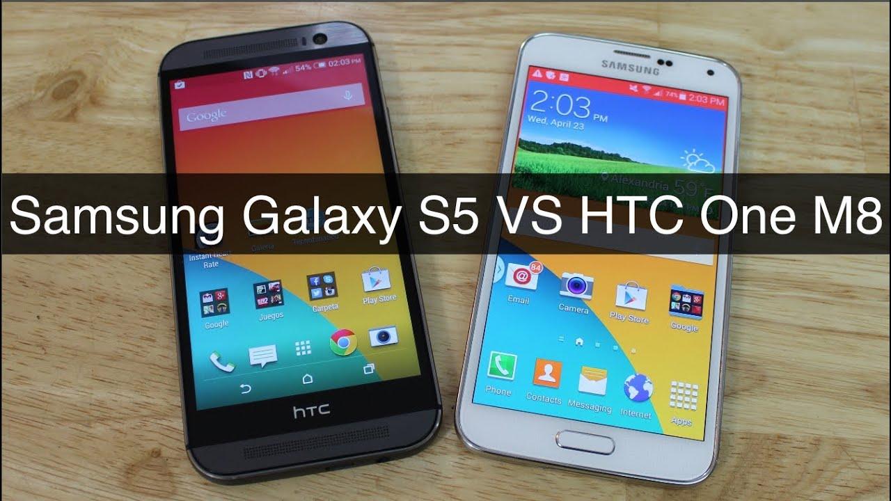 Galaxy S5 VS HTC One M8 - Comparativa - YouTubeHtc One Max Vs Galaxy S5